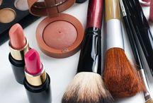 Make up  / Make up and brushes / by Marissa Wray