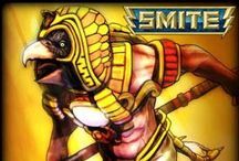 Ra / The Sun God / by SMITE: The Game