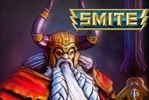 Odin / The Allfather / by SMITE: The Game