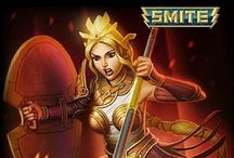 Athena / by SMITE: The Game