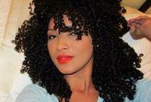 Transitioning to Natural Hair. / by Shawanda Robinson