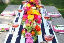 Tablescapes / by Kristin Croissant