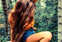 Hair / by Megan King (Helterbrand)