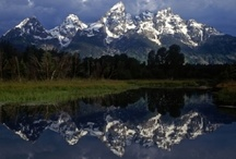 Grand Teton National Park / Travel Photos to Inspire Your Grand Teton National Park Vacation Planning! / by AllTrips - Vacation Packages & Travel