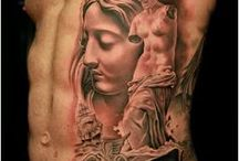 Tattoos / All kinds of tattoos. Every shape an size! I want them ALL! / by Lior Papo