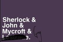 Sherlocked / by Leah Jones