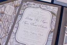 Well-Traveled Wedding / by hi note