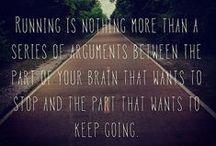 Basically, Run / by Leah Jones