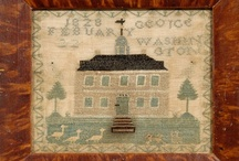 Samplers / by Mary Ann Anderson