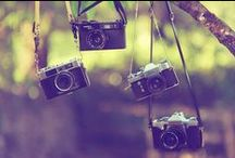 Camera / by Rachel Wernicke from Redcliffe Style