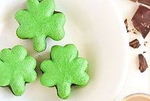 irish. / may your day be touched with a bit of Irish luck  / by Lindsey