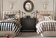 Bedrooms / by Melinda Moore