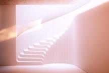 S T A I R W A Y :: to Heaven / Ups and downs, round and round. / by Michael Armani