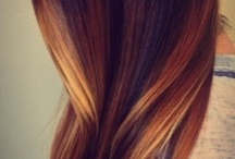 // adore that hair / by Felicity Joy