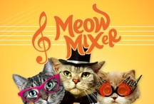 Meowsical Cats! / by Meow Mix