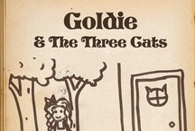 Goldie and the Three Cats / by Meow Mix