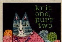 Things To Knit / by Nora McVey