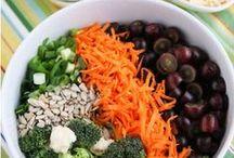 Summer Good Eats - veggies / by Christy