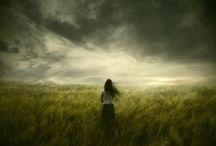 Cloudy Days and Stormy Nights / by Adriann Buchanan