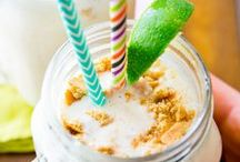 Smoothies and Drinks / by The Chic Site (Rachel Hollis)