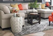 Living Rooms / by Christy