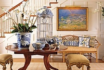 Fabulous Foyers & Entries / by Debrah Ammar