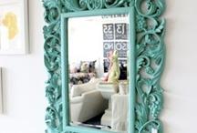 Mirror Mirror on the Wall / by Debrah Ammar