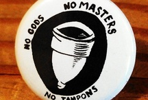 Menstrual Activism / by Lunapads.com