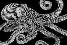 Ocean Inspiration - Art / by National Aquarium