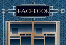Facebook / Get all things related to Facebook and how you can use this popular social media site for your small business. / by The Art of Online Marketing