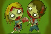 Bring on the Zombie Apocalypse (: / by Millie Bunn
