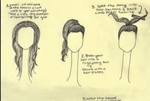 Hair / by Alicia Ostermann