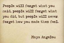 Wise Words.... / by Elizabeth Underwood Grant