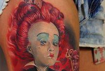 Tattoos / by Samantha Burkhart