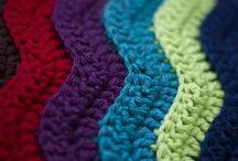 Crocheting / by Diane Hilton