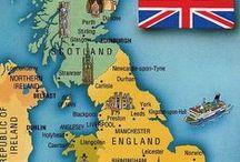United Kingdom! / My dream is to visit this amazing island!! / by Elizabeth Underwood Grant