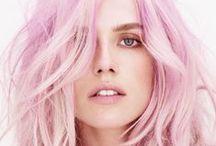 b e a u t y / makeup || hair || nails / by leisai