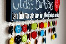 Classroom Ideas / by Alyson Gonzalez