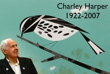Charley Harper / #charleyharper / by Pomegranate Communications, Publisher