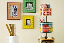 Storage / by Upcycle That