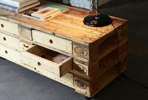 Furniture / by Upcycle That