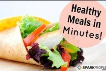 Light & Healthy Lunch Ideas / by SparkPeople