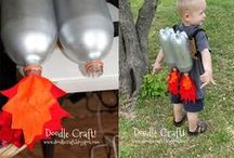 Halloween upcycles / by Upcycle That