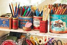Organization station / by Upcycle That
