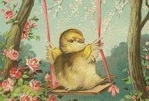 Vintage Easter Images / by Vera Louise Riddle