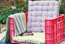 Take a seat / by Upcycle That