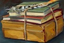 Book art / by Dee