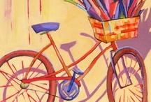 Bike art / by Dee