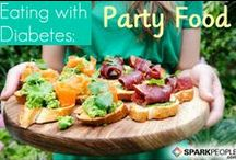 Thriving with Diabetes / Tips to live healthier and eat better for people with pre-diabetes, type 1 diabetes and type 2 diabetes, from SparkPeople.com's free diabetes management program, Spark*D. / by SparkPeople