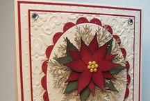 CARDS/TAGS: Christmas 3 / by Vera Louise Riddle
